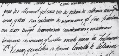 Fuente: Diccionario Geográfico de España  Palencia y León (Entre 1701 y 1800)
