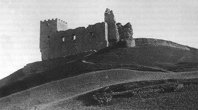 Fotografia antigua del castillo
