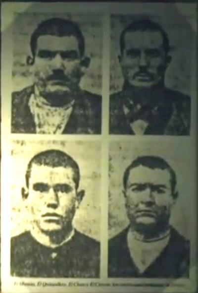 Crimen del Cristo del Otero 25-11-1907