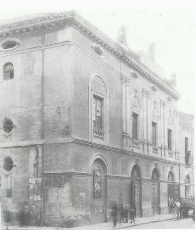 Teatro de Palencia