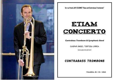 ETIAM CONCIERTO Versión Banda Sinfónica