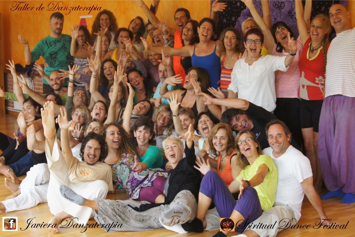 clases y talleres de danzaterapia