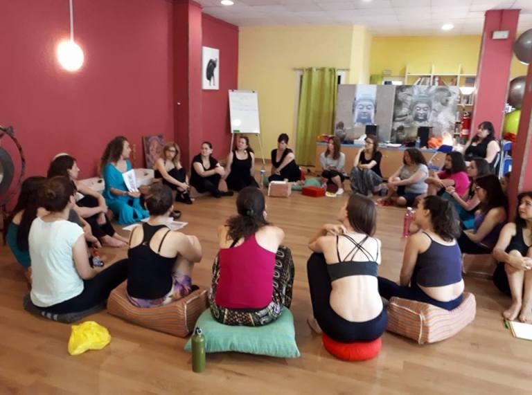 curso danzaterapia