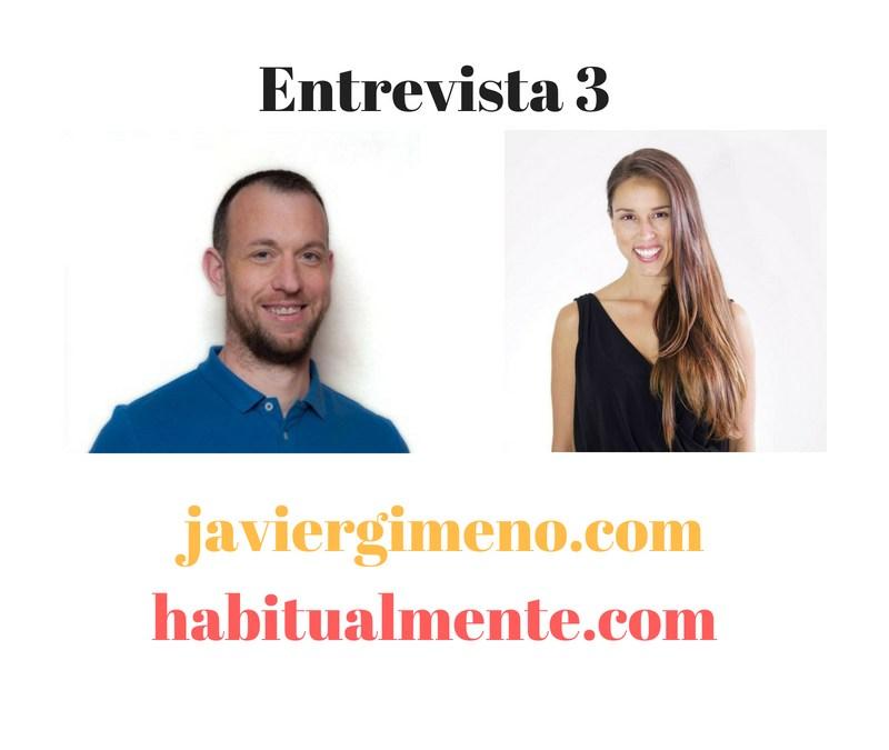 Hábitos saludables – Entrevista a Tania Sanz de Habitualmente