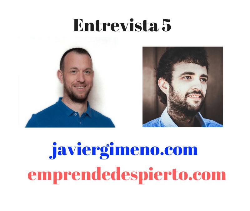 Claves para emprender con Propósito – Entrevista a Alberto Enguita