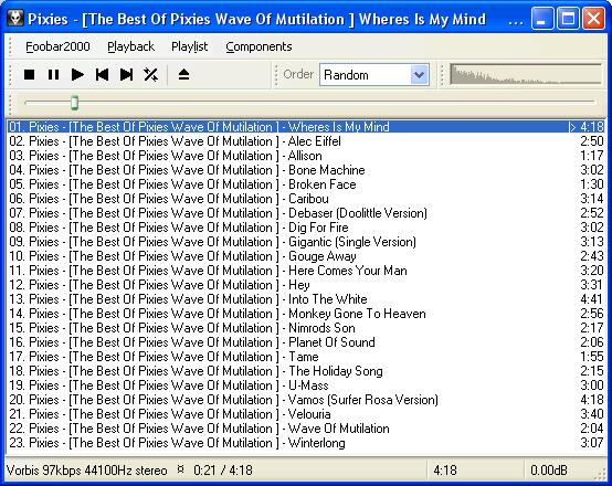 El formato de audio OGG