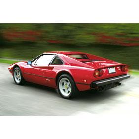 El Ferrari de Magnum, también se vende