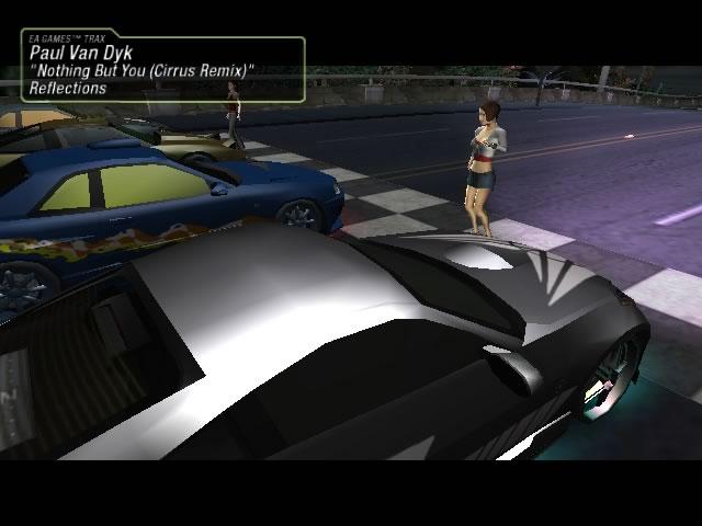 Need for Speed Underground 2 (NFSU2)