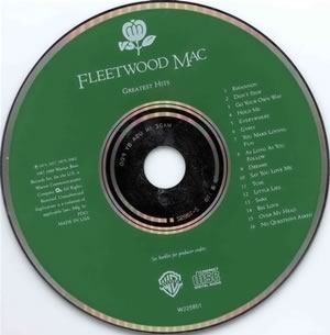 Greatest hits de Fleetwood Mac