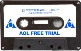 AOL en un Spectrum