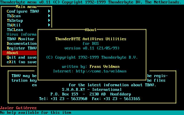 ¿Qué fue de... en la época de PC/DOS?