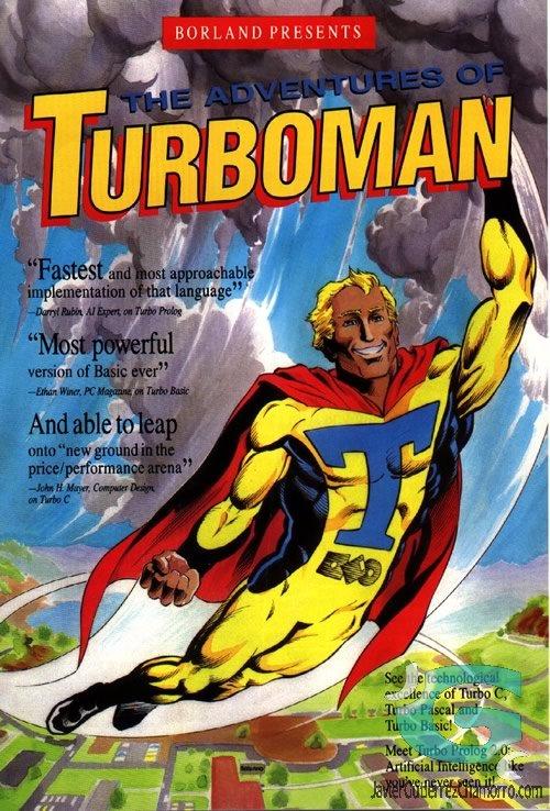 Las aventuras de Turbo Man