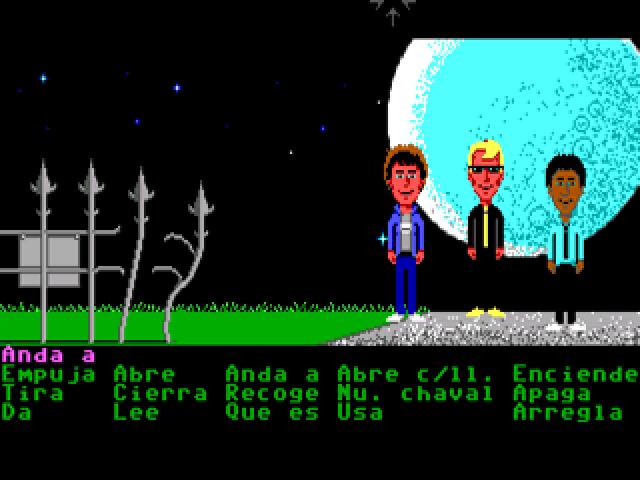 LucasArts y SCUMM