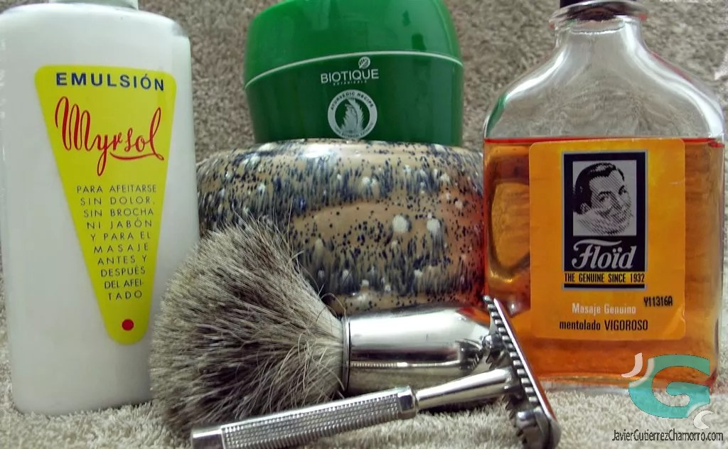 Inicio en el afeitado clásico