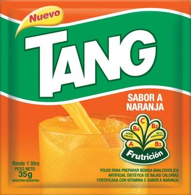 Tang el zumo espacial
