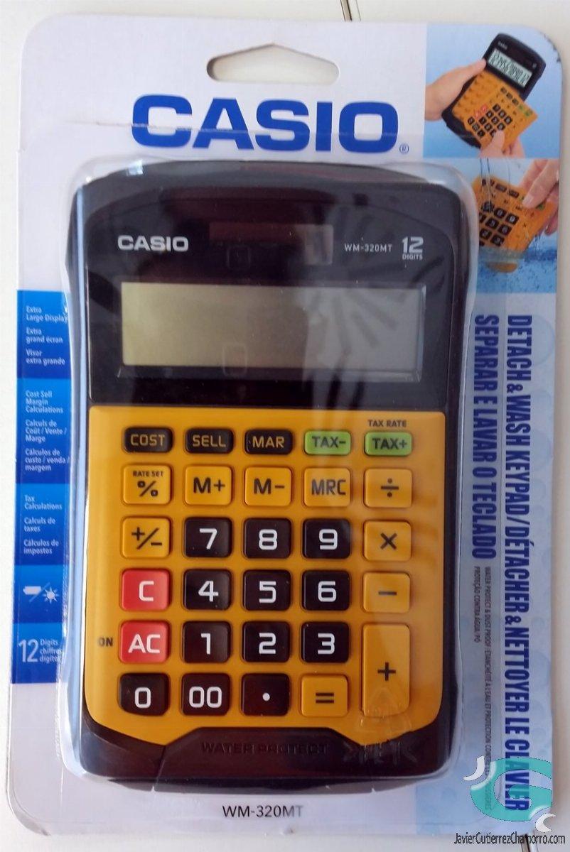 Casio WM-320MT