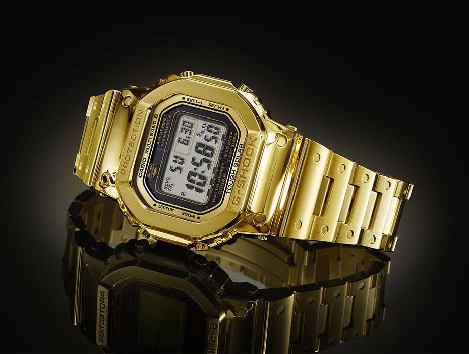Reflexiones acerca del Casio GW-5000 Gold