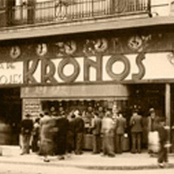 Kronos y Duward