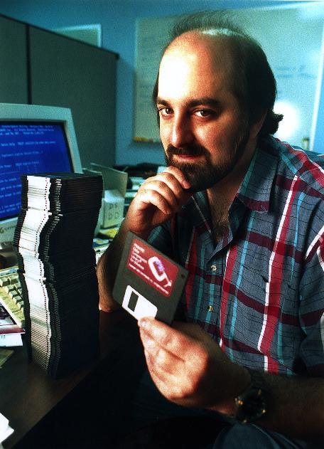 La corta, y tormentosa vida del genio de la computación Phil Katz