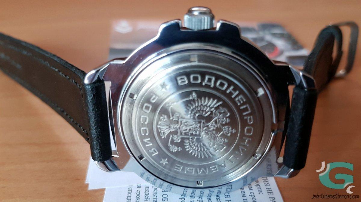 Vostok Komandirskie 431171