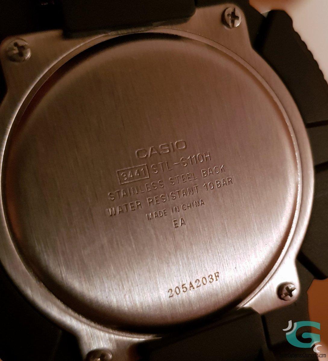 Casio STL-S110H-1CDF
