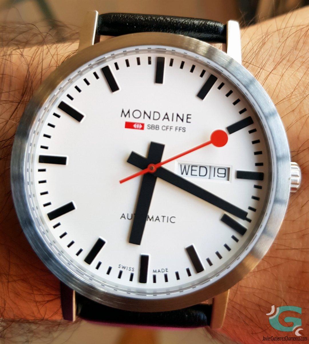Mondaine SBB Classic Automatic