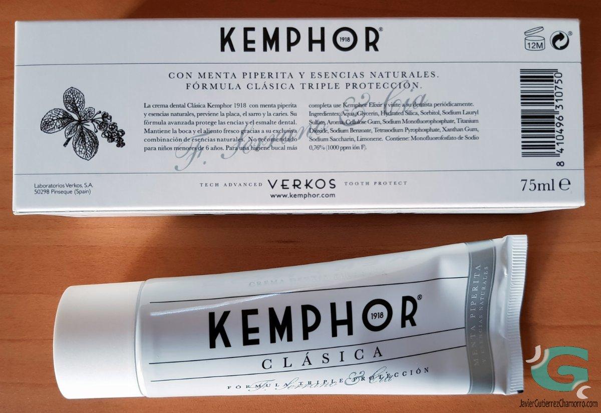 Kemphor Esencia 1918