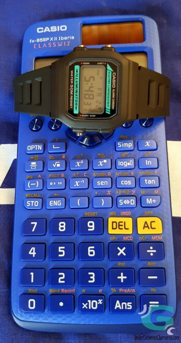 Casio FX-85SPX II