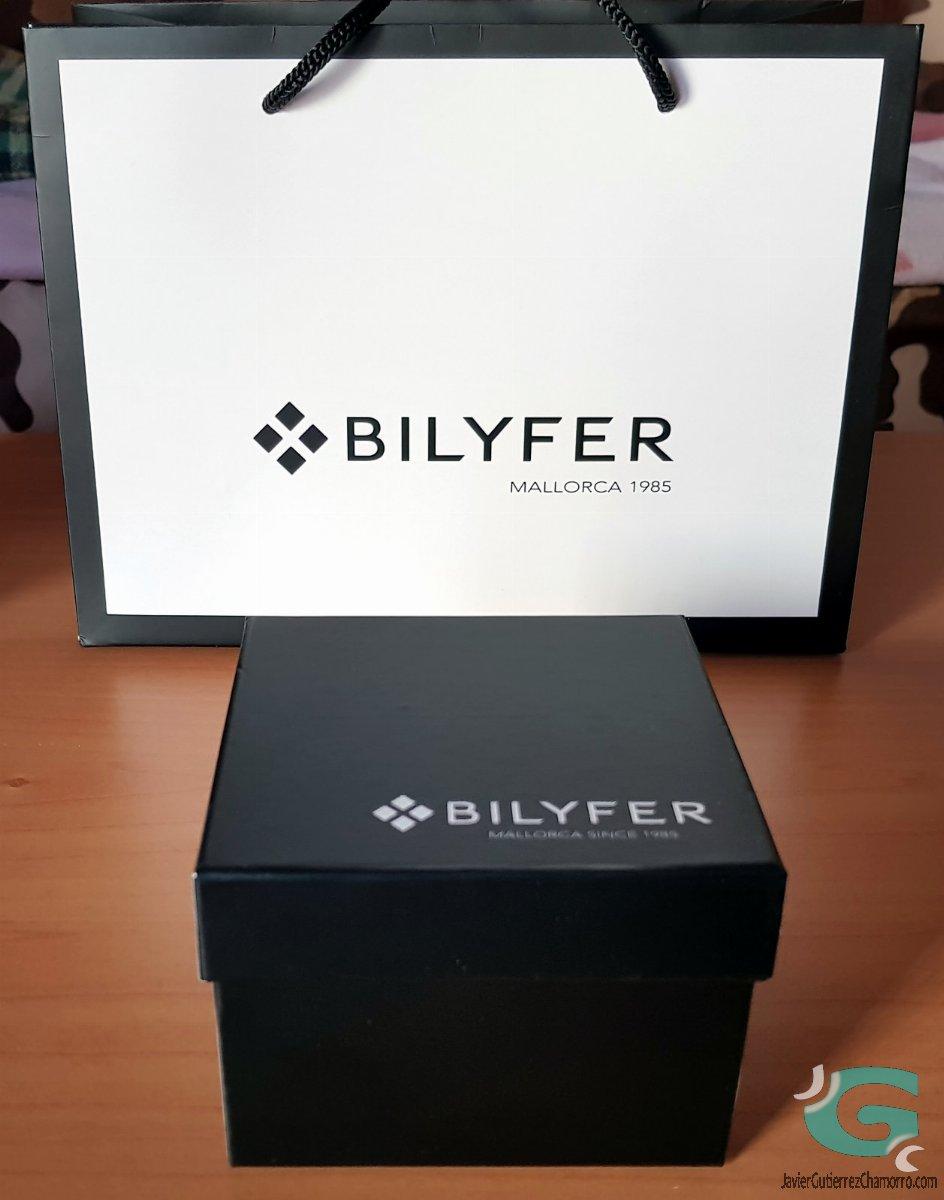 Bilyfer Multifunción con correa de piel