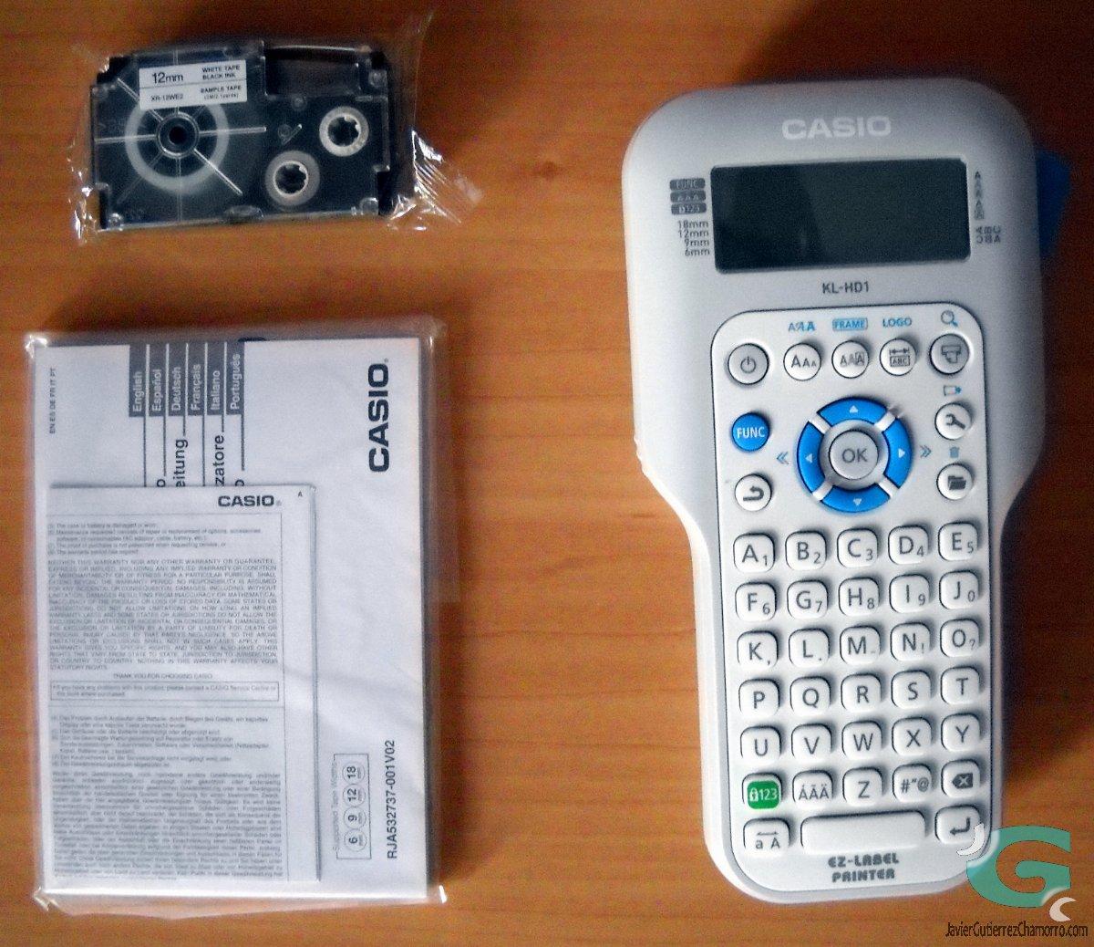 Casio KL-HD1