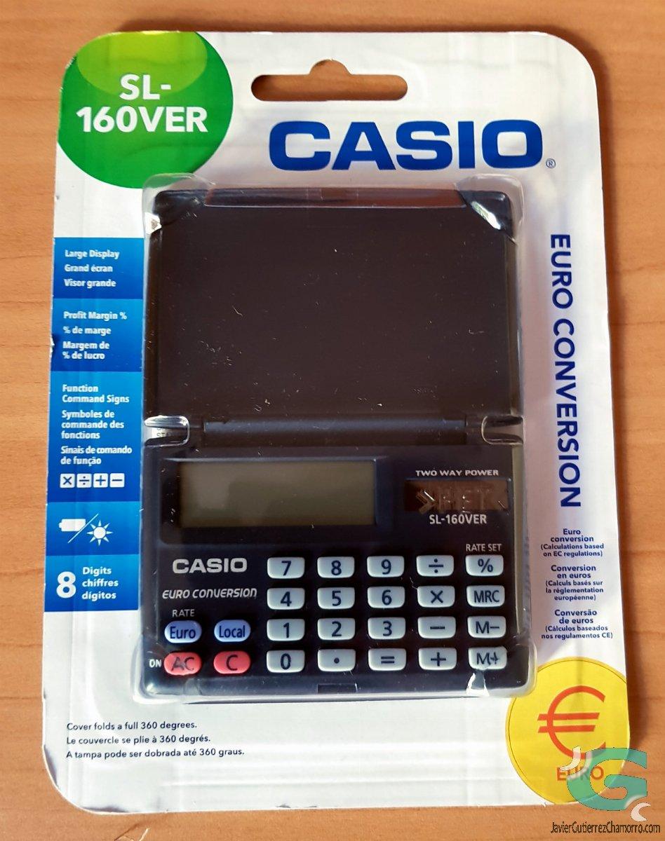 Casio SL-160