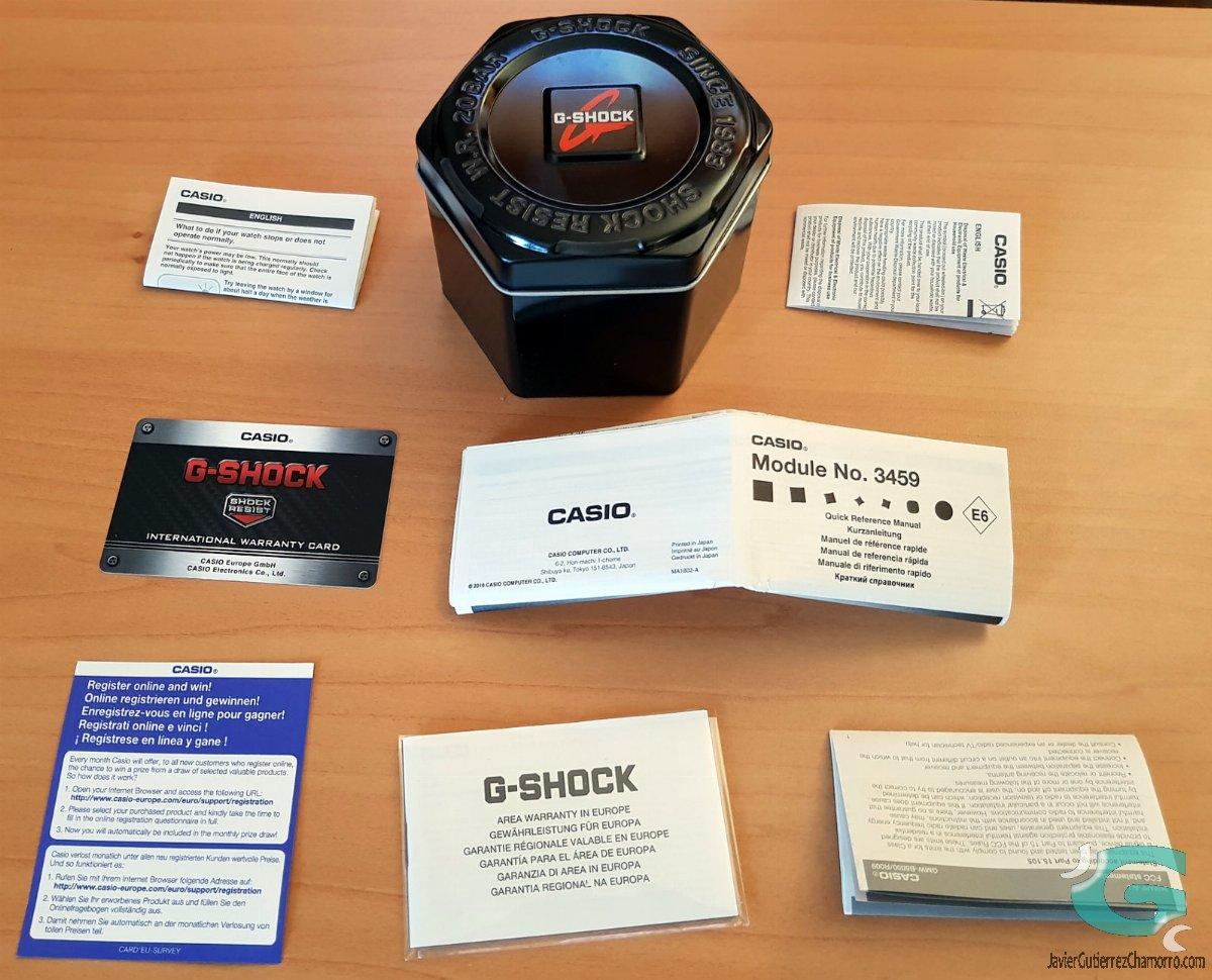 Casio GMW-B5000D