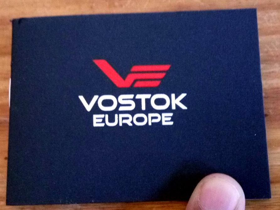 Vostok Europe GAZ-14 Limousine Automatic Power Reserve