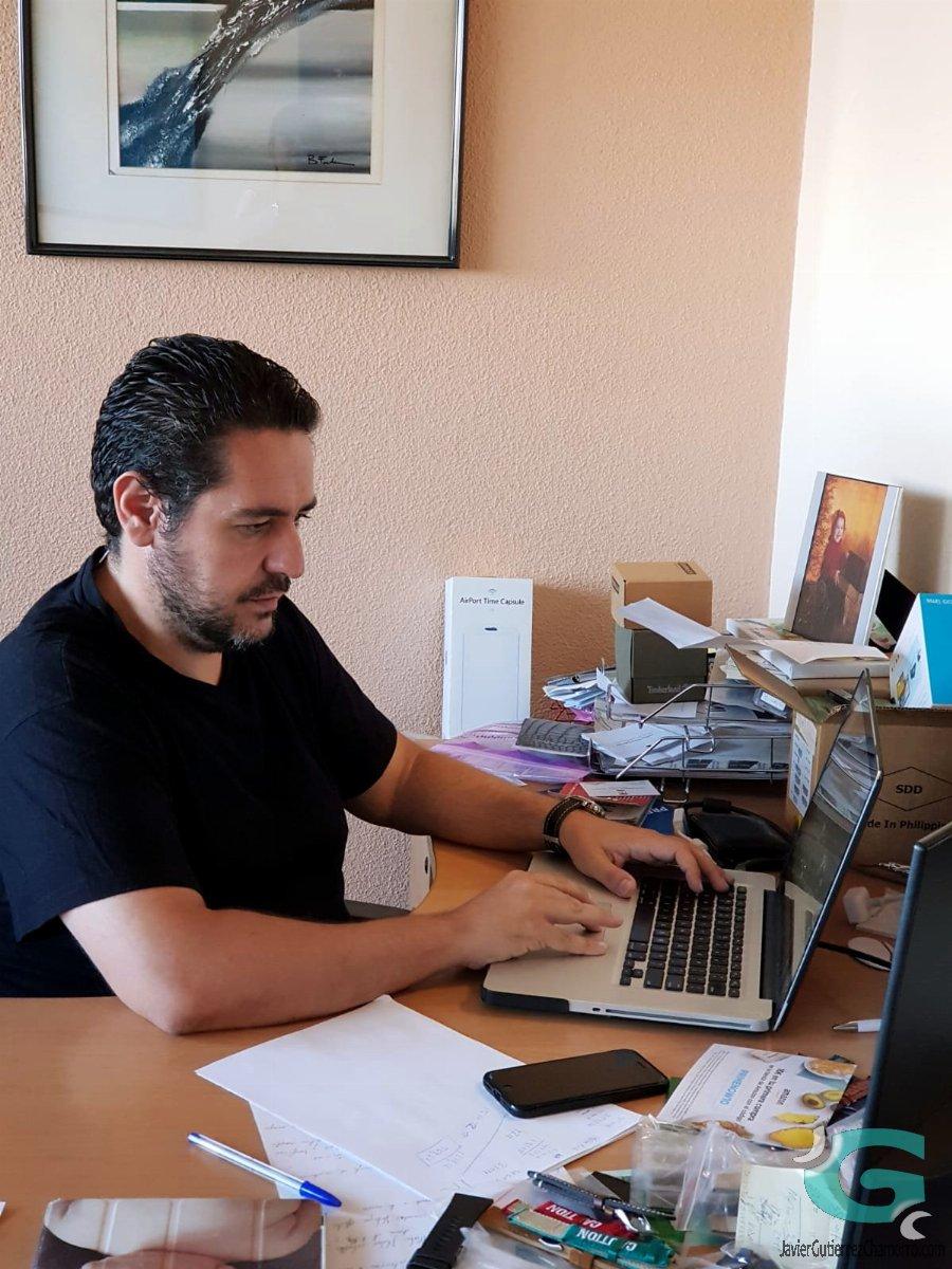 """Entrevista a Gregorio López """"Goyo"""" (Diloy)"""