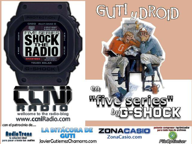 709cec7c81 Five Series en Shock the Radio (programas 7 al 12 y bonus ...