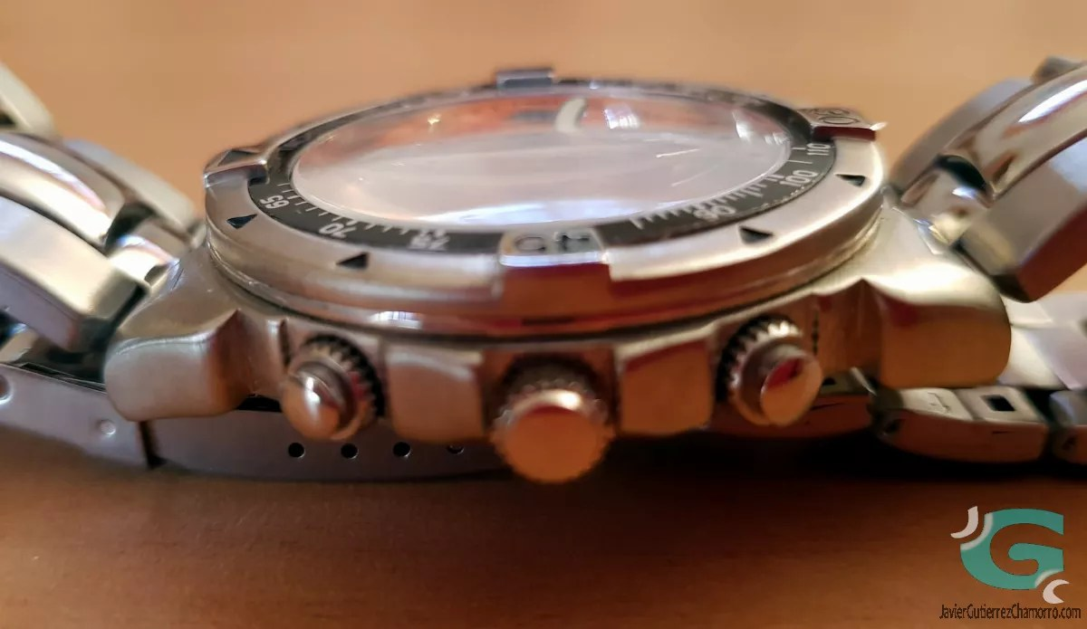 Blumar Chronograph de Sora