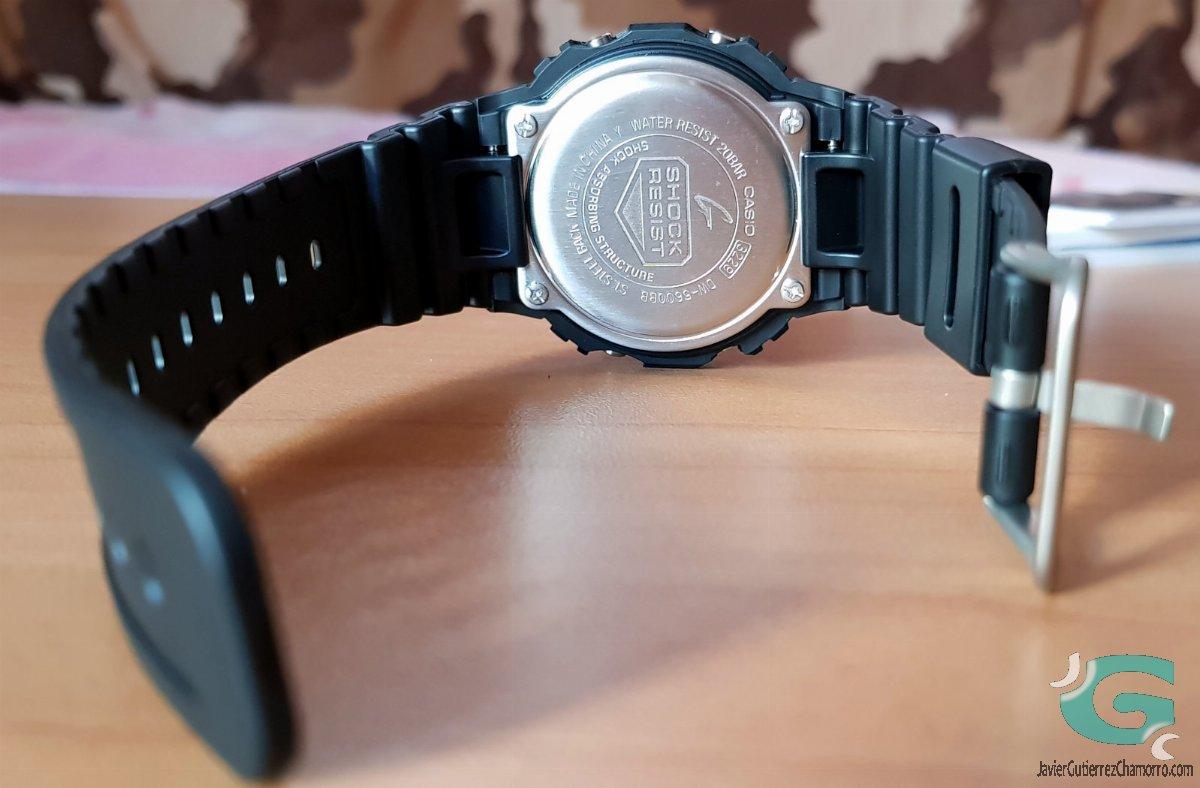 Casio DW-5600BB