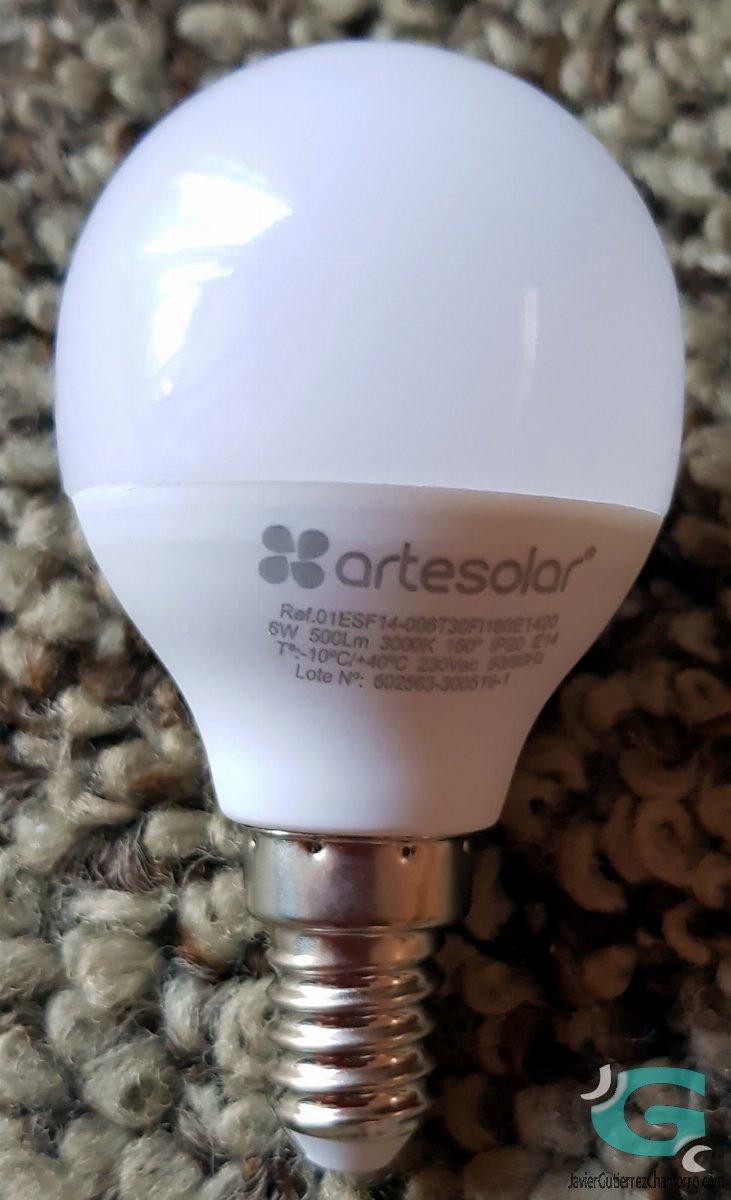 El caso de las bombillas LED de Artesolar que no duraron nada