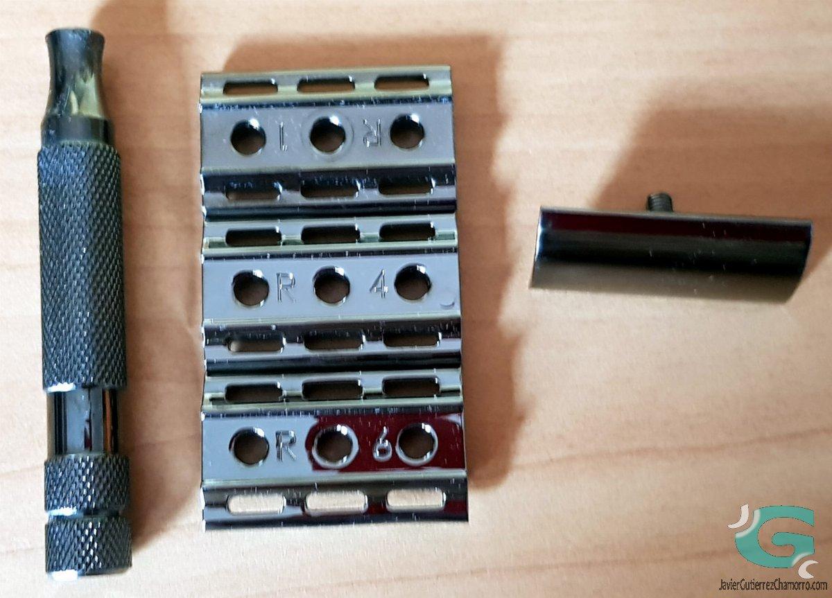 Rockwell Razors 6C Gunmetal