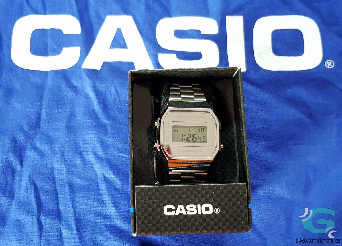 Casio A168WEM