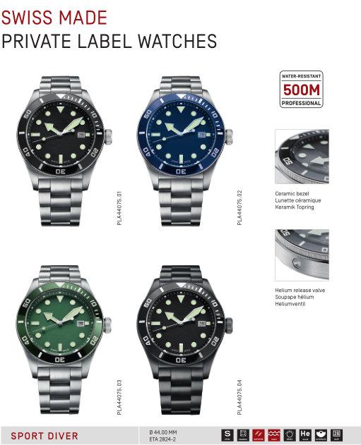 ¿Cuánto cuesta fabricar un reloj?