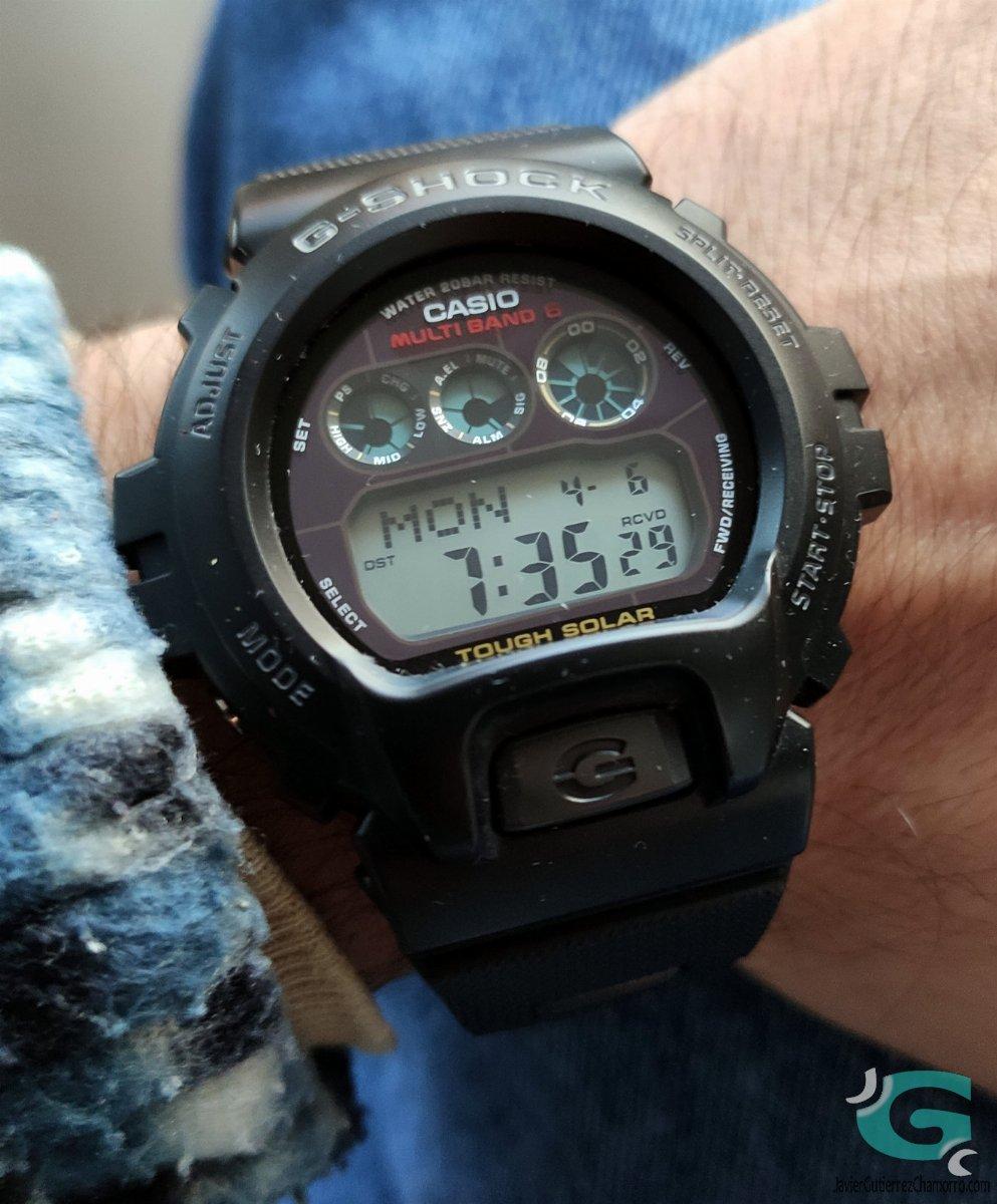 Aficionados a los relojes