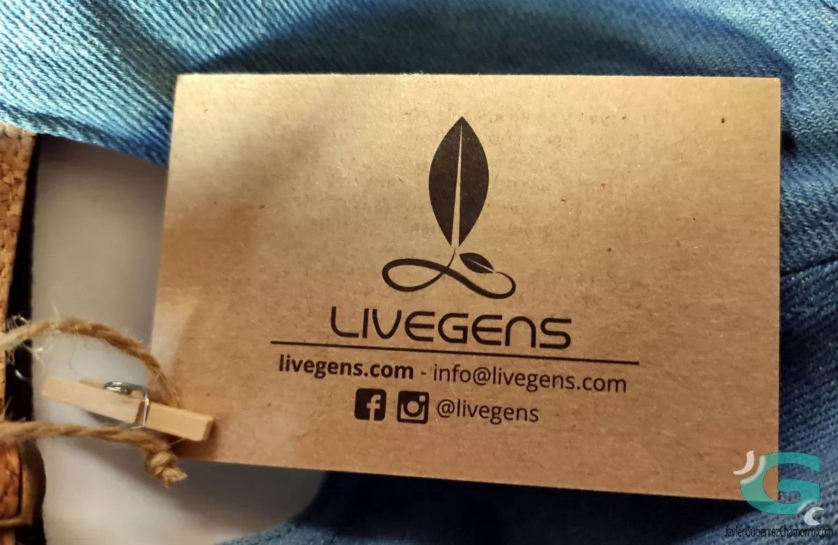 Livegens. Gorra Lifestyle Ocean