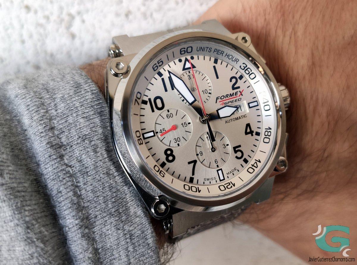 Formex Pilot Chronograph