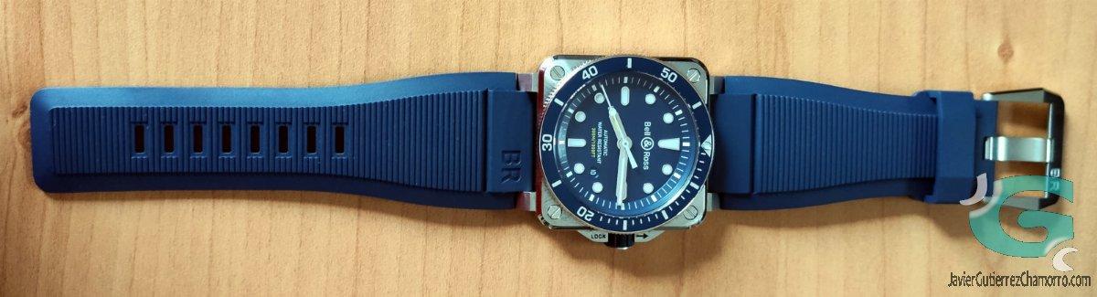 Bell & Ross BR 03-92 Diver Blue
