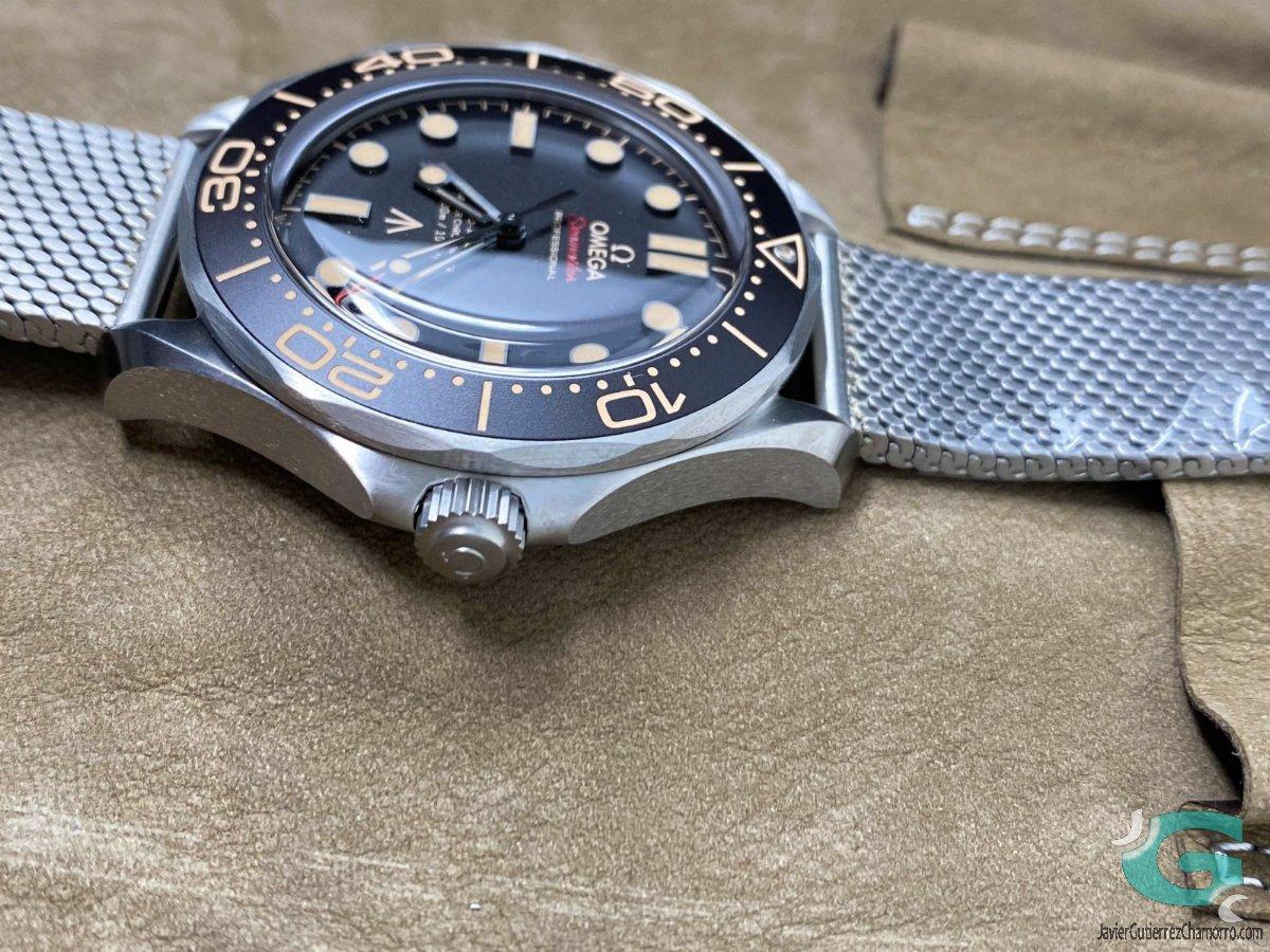 Omega Seamaster Diver 300M 007 Edition: Un reloj a la altura del agente secreto más famoso de todos los tiempos