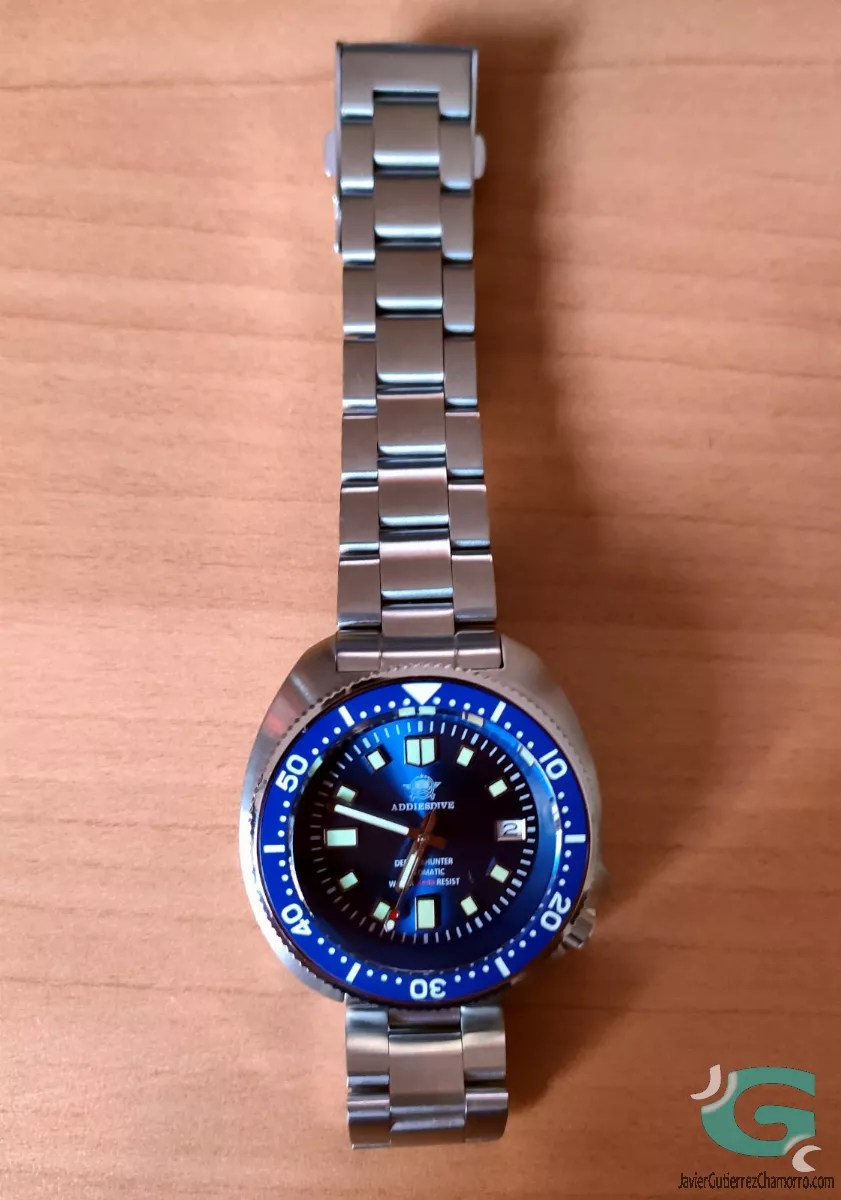 Addies MY-H8 / Steeldive SD1970 (y la historia de Steeldive, Addiesdive y WatchDives)
