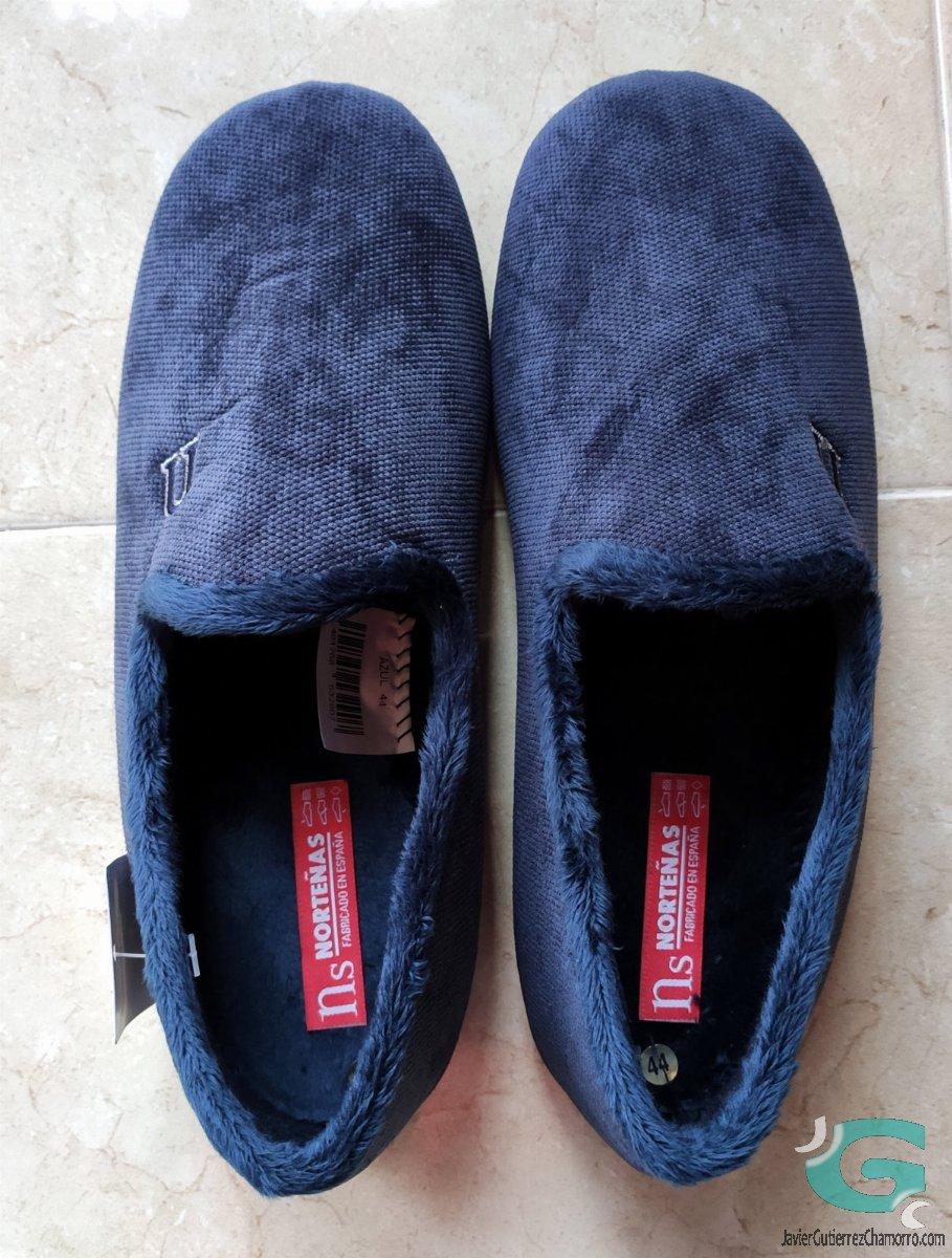 Norteñas: Zapatillas de andar por casa