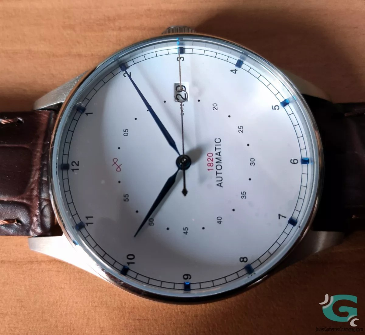 About Vintage 1820 Automatic