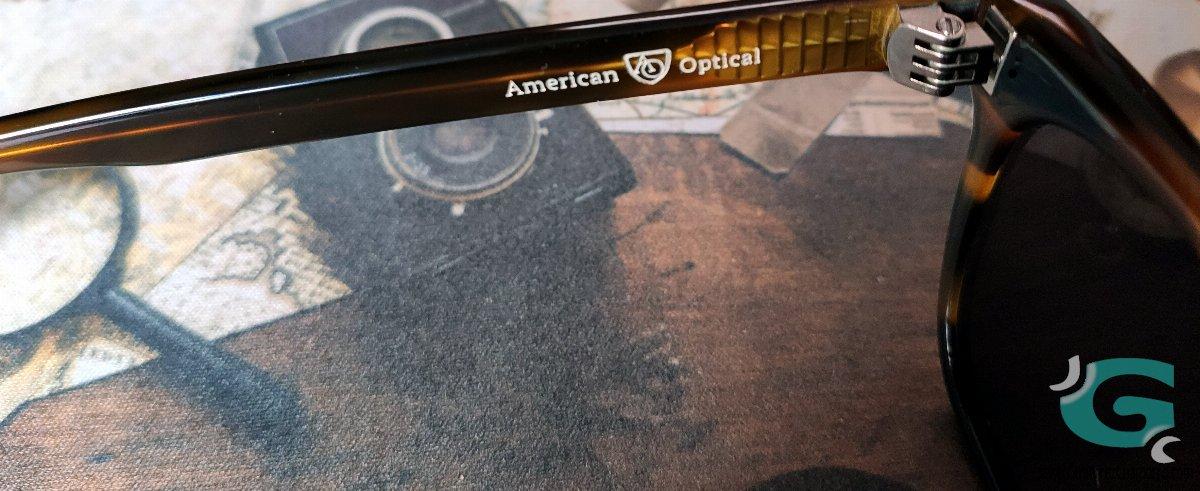 American Optical Saratoga como siempre primero en PILOTVISUAL